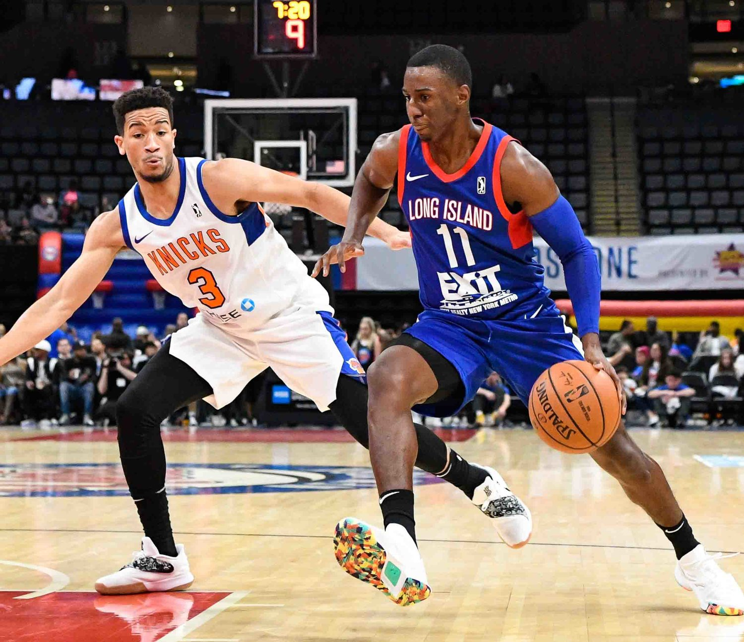 long island nets bring fast pace herald community newspapers www