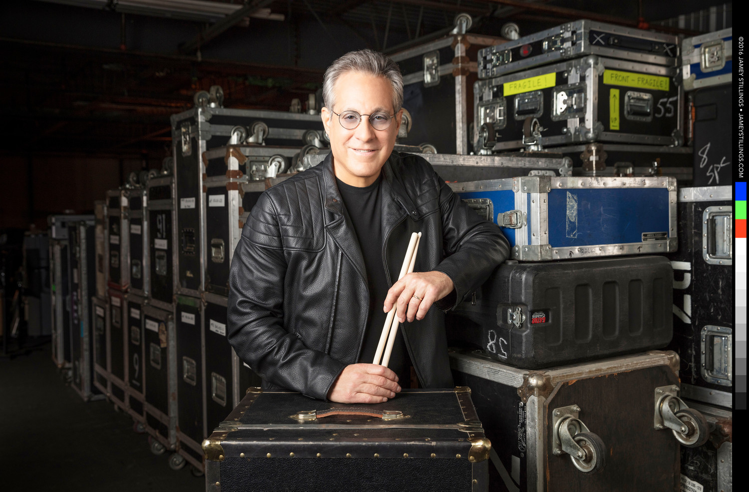 Max Weinberg welcomes audience requests on his popular tour.