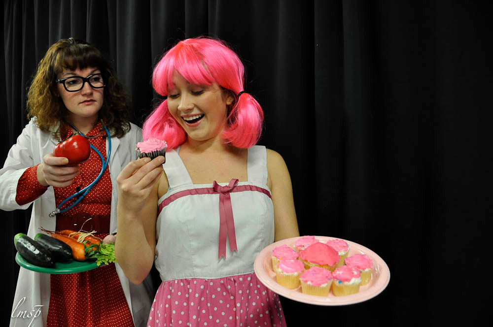 Pinkalicious Pinkerton comes to life on stage in Plaza Theatrical Productions' popular adaptation of the beloved book series Nov. 17-18.