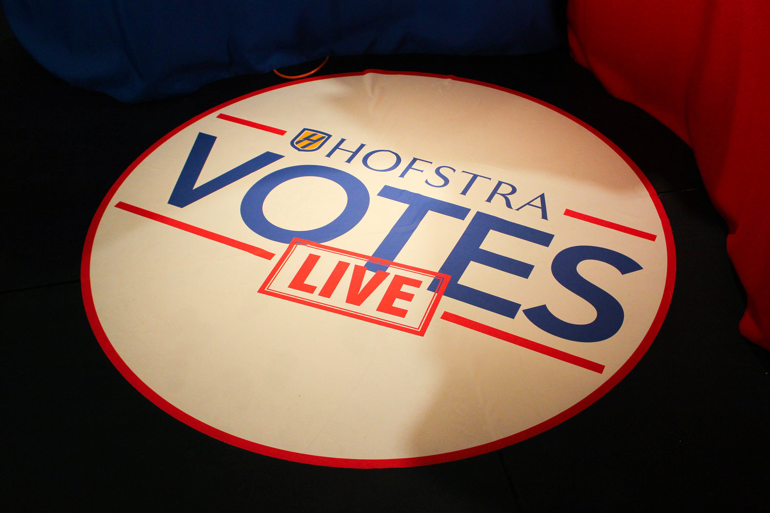 Hofstra Votes Live was the first simulcast of its kind produced by Hofstra University students.