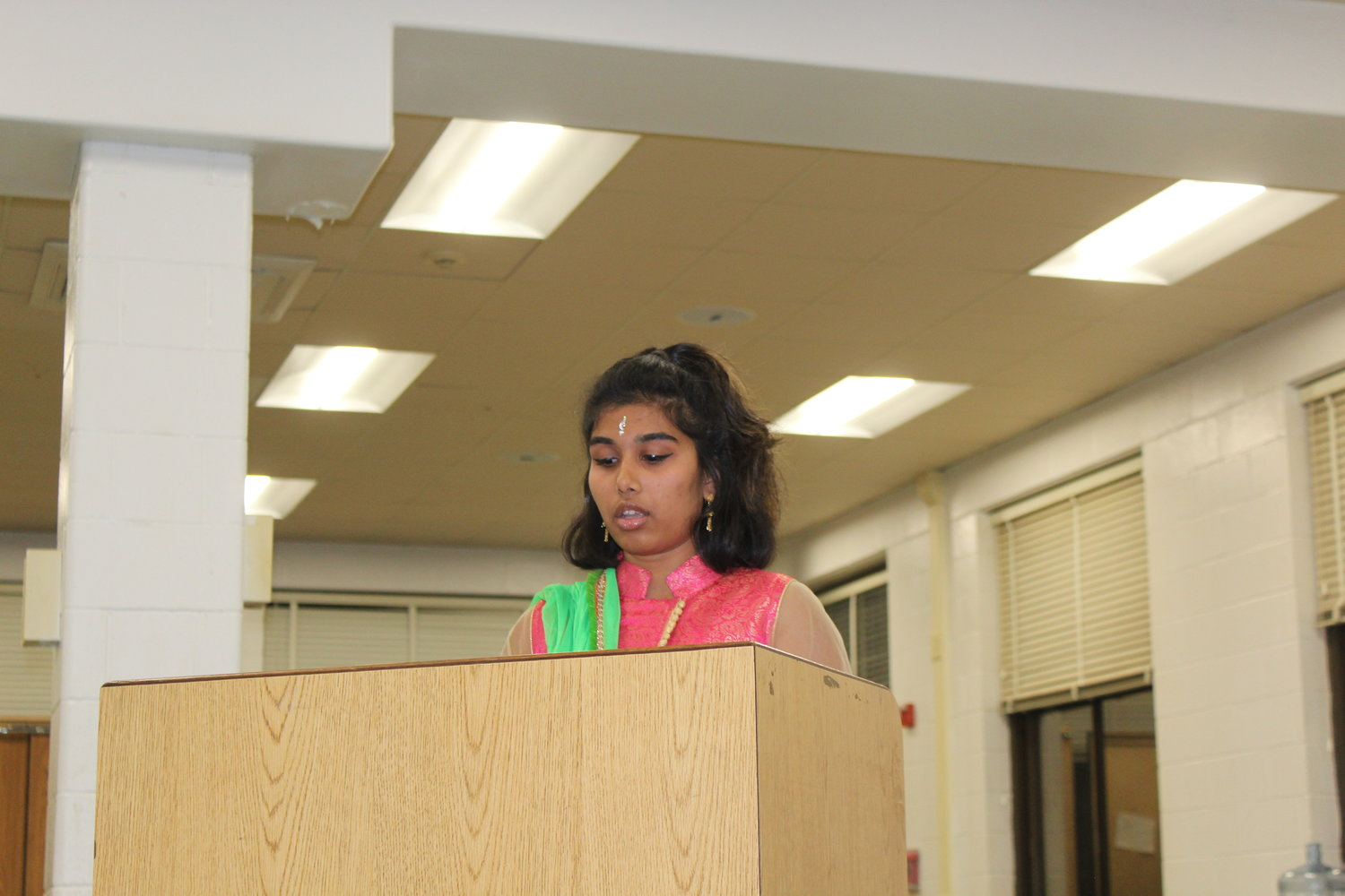 After Devi Arjune spoke about her petition to add Diwali onto school calendars, the Central High School District Board of Education agreed to dissuade teachers from giving tests and assigning homework on the holiday.