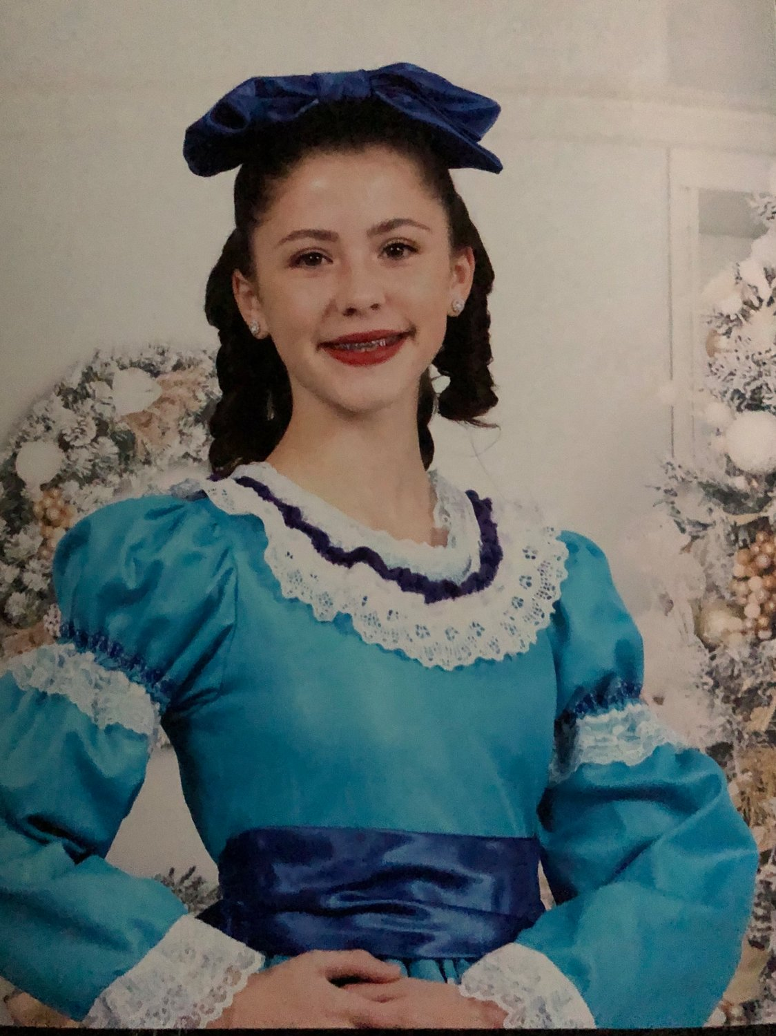 "Dancer Carly Bottitta is set to perform as Clara in ""The Nutcracker"" at Molloy College this Friday through Sunday."