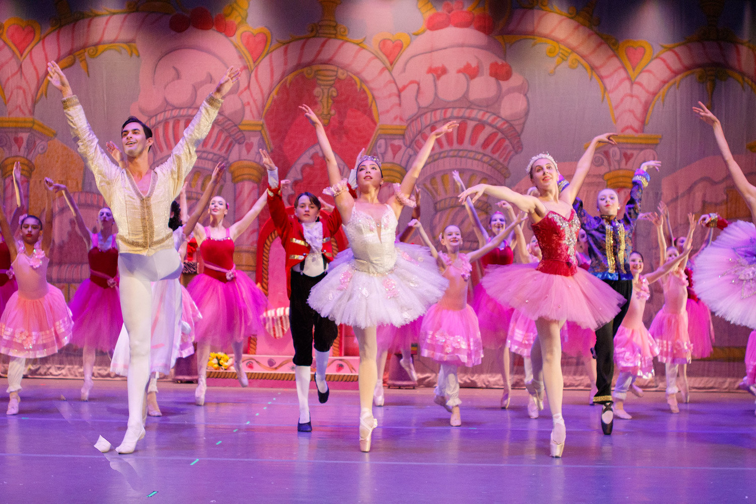 "Leggz Ltd. Dance welcomes the holiday season with ""The Nutcracker,"" Nov. 30-Dec. 2,  at the Madison Theatre."