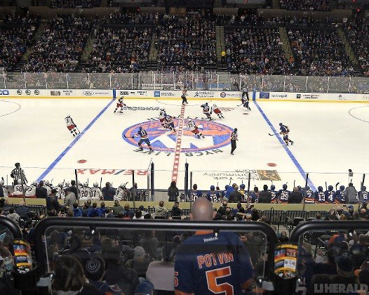 The Islanders returned to Nassau Coliseum (NYCB Live) last Saturday night and rallied to beat Columbus, 3-2, before a spirited sellout crowd.