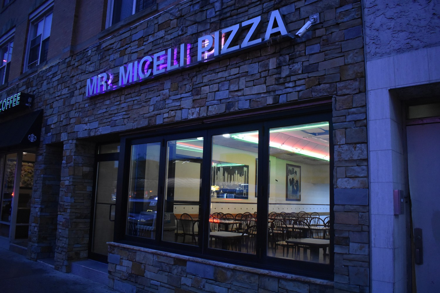The pizzeria that has served the community for 36 years had moved from Sunrise Highway to North Park Avenue in 1992, and stayed there until it closed.