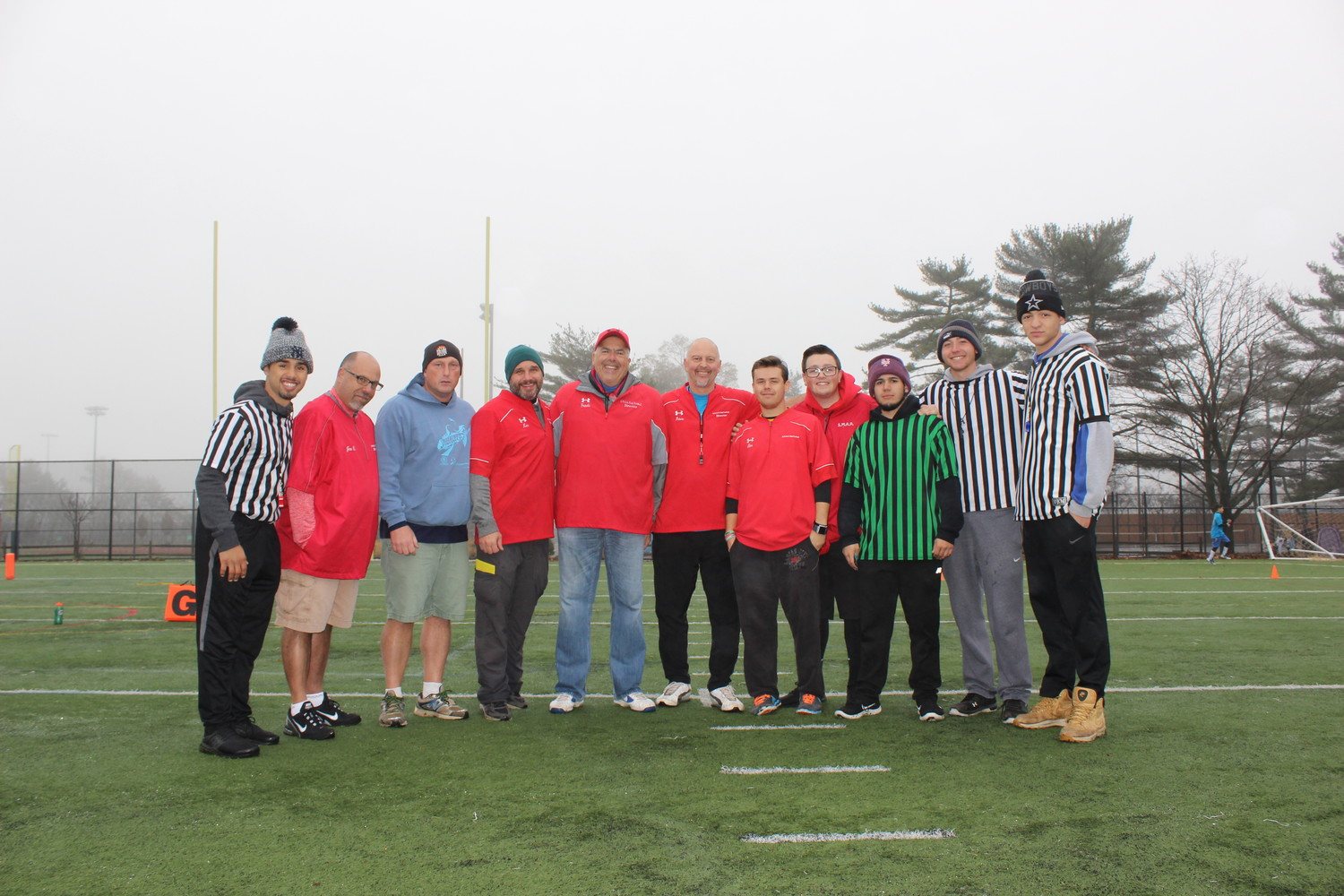All referees and coaches are former players, many of who graduated from East Meadow or W.T. Clarke high schools and wanted to remain involved in the league, said its founder Dave Schwarz.