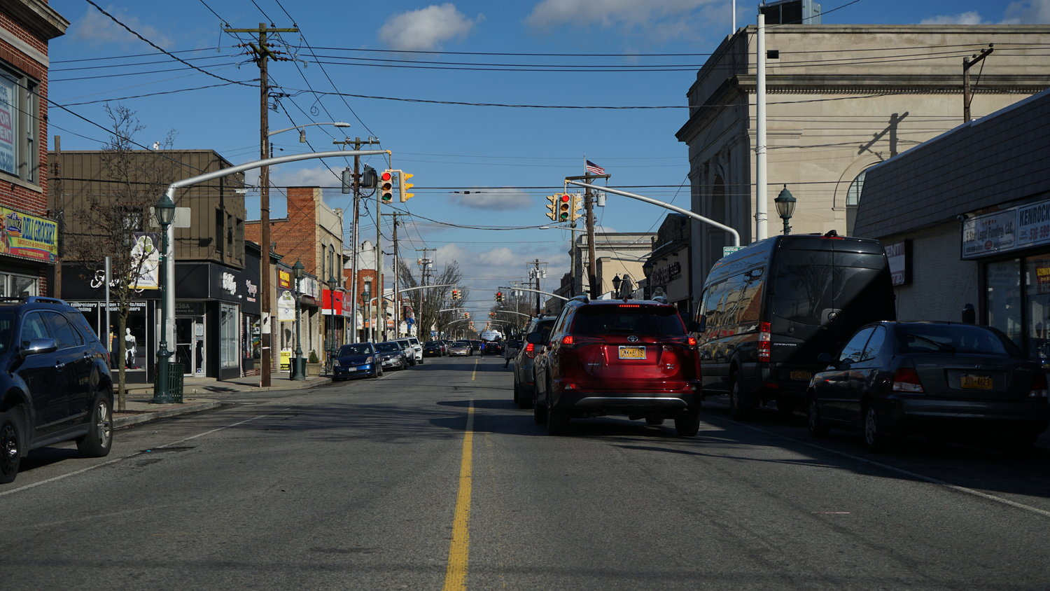 The Valley Stream Downtown Revitalization Task Force is seeking a $10 million state grant for Rockaway Avenue.