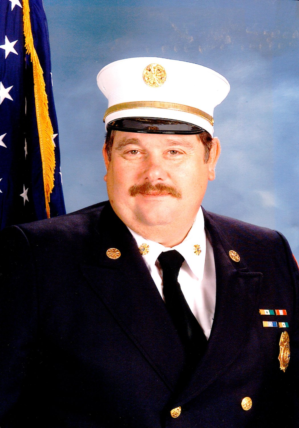Former East Rockaway Fire Department Chief Gene Torborg died on Dec. 6 at age 63 after 45 years of serving the community.