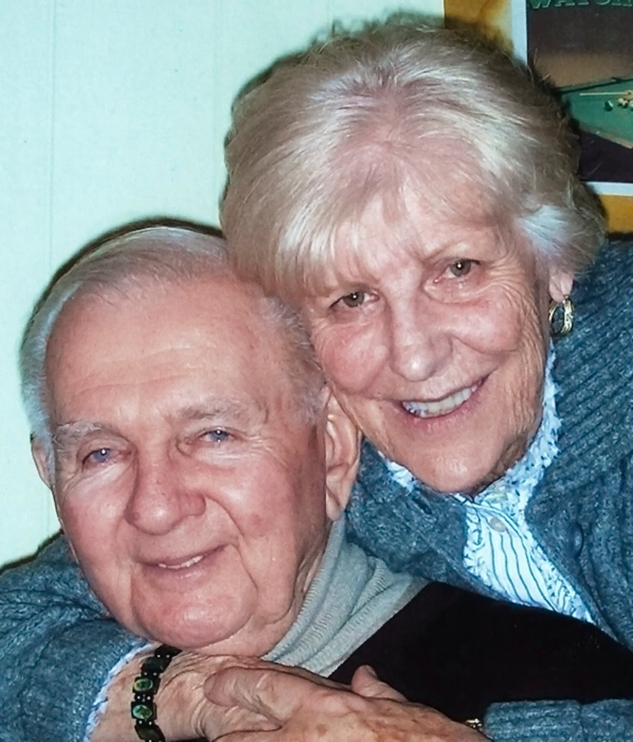 Maryann Cahill, wife of late Mayor Ed Cahill, died on Dec. 10. She was 82.