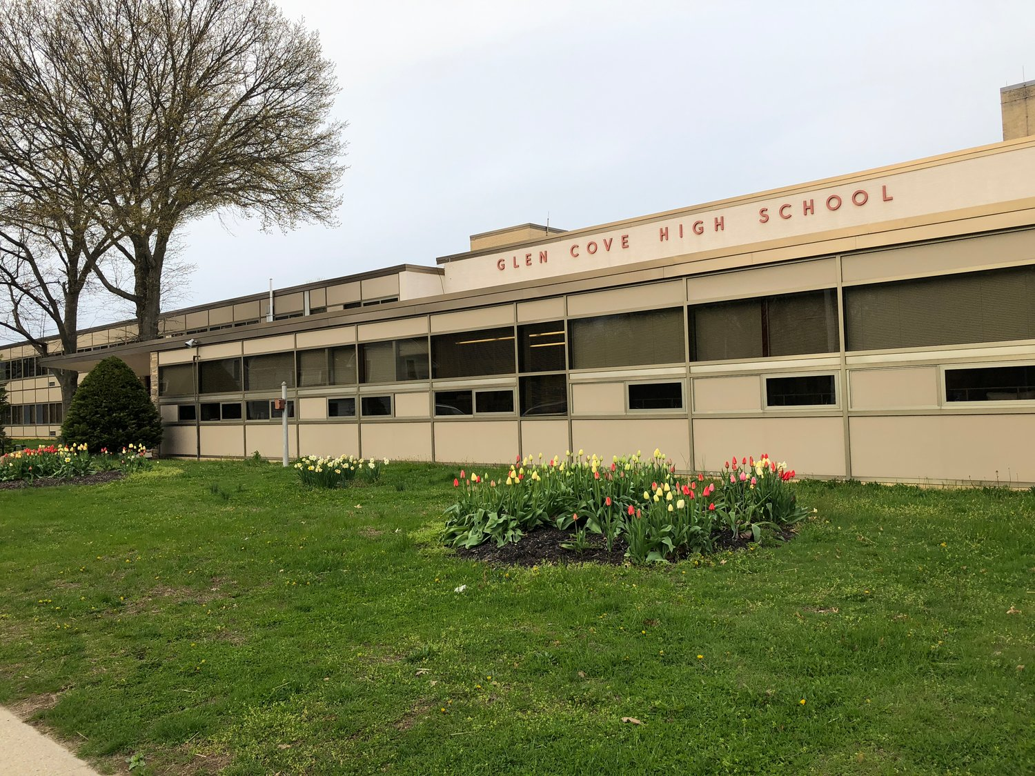 Each building in the Glen Cove School District will have a new security vestibule constructed by the end of the February break.