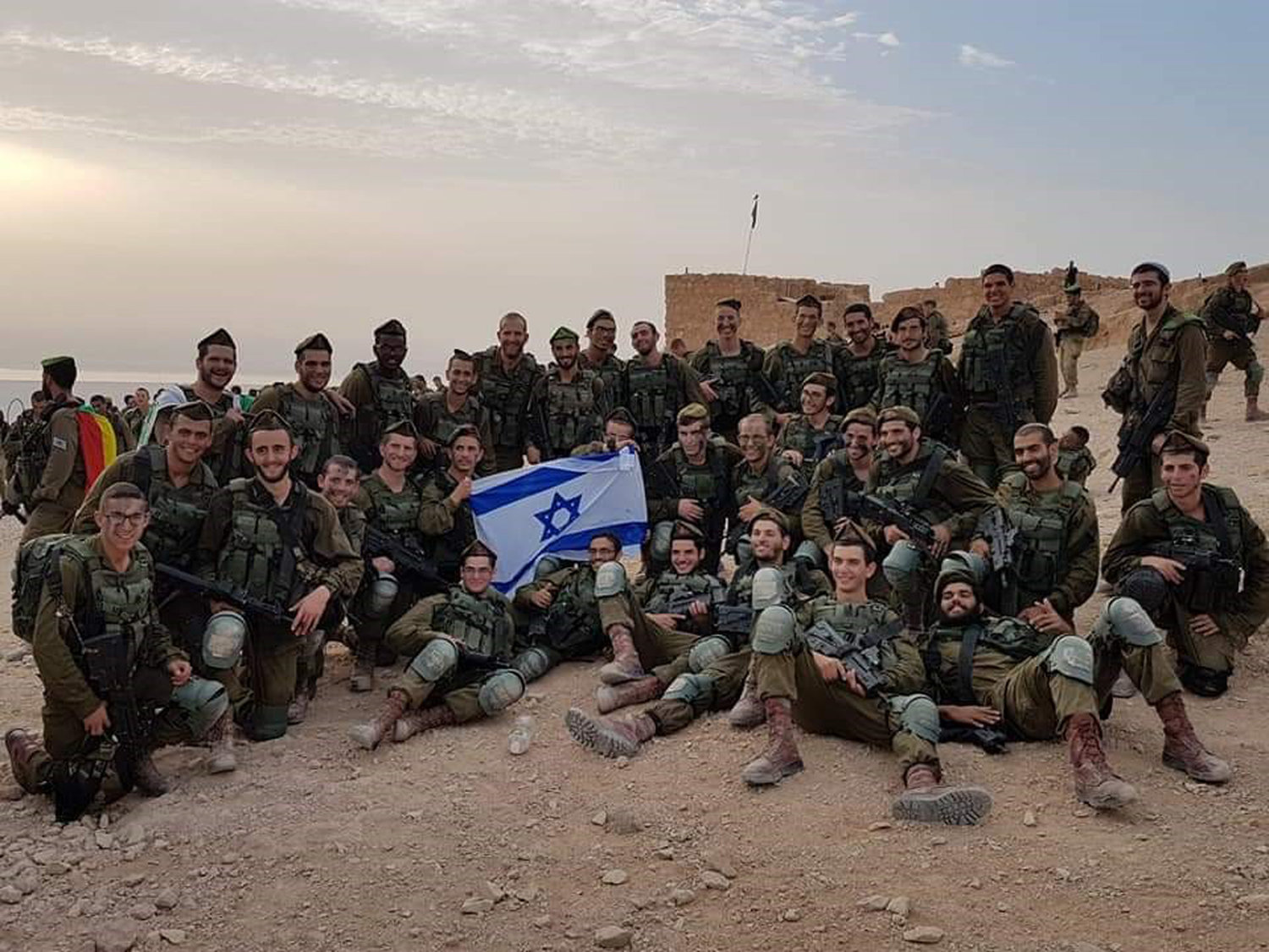 Milworn said that many members of the Israel Defense Forces are, like him, lone soldiers who come from different parts of the world.