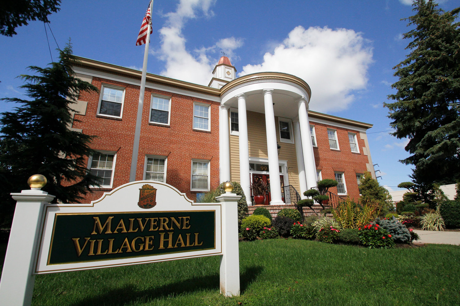 Malverne's village election will take place on Tuesday, March 19.