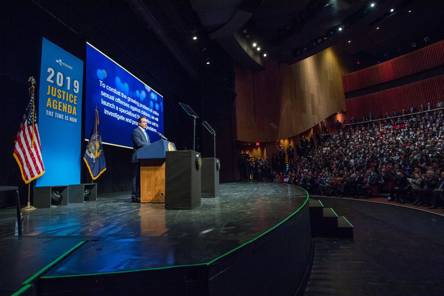 Gov. Andrew Cuomo delivered his ninth State of the State address last week in Albany. Cuomo's priorities and fiscal year 2020 budget could spell both good and bad news for Nassau County, according to local lawmakers.