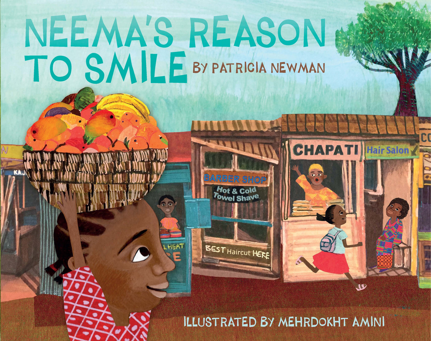 "The book ""Neema's Reason to Smile,"" by Patricia Newman, is based in part on Rosenblum's experiences at the Jamba Jipya school."