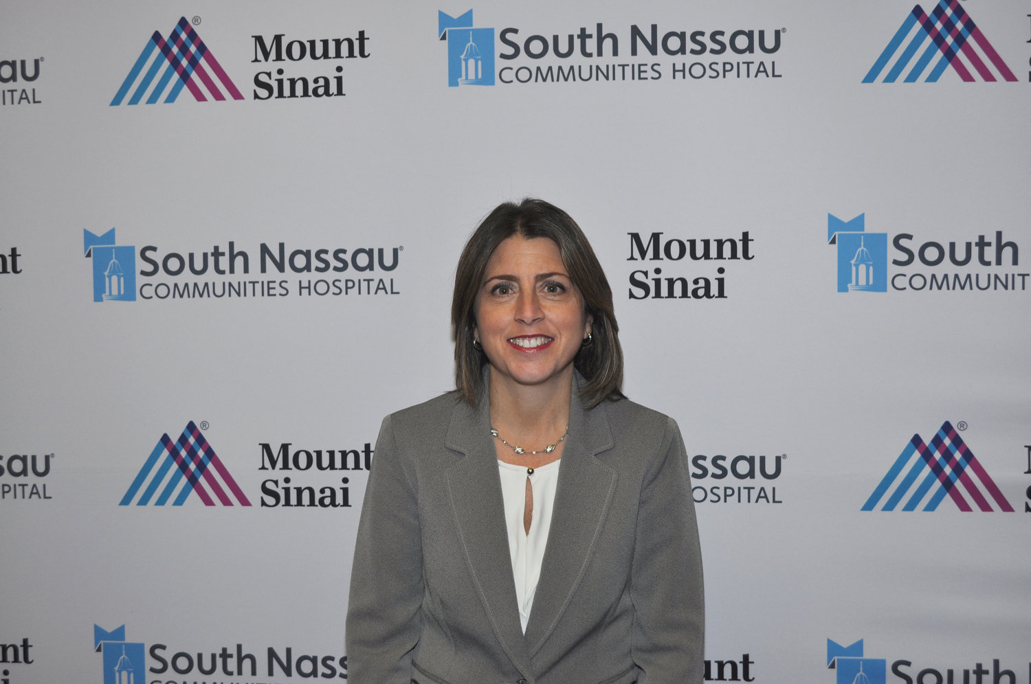 Long Beach resident Stacey Conklin was named the new chief nursing officer and senior vice president of patient care services at South Nassau Communities Hospital.