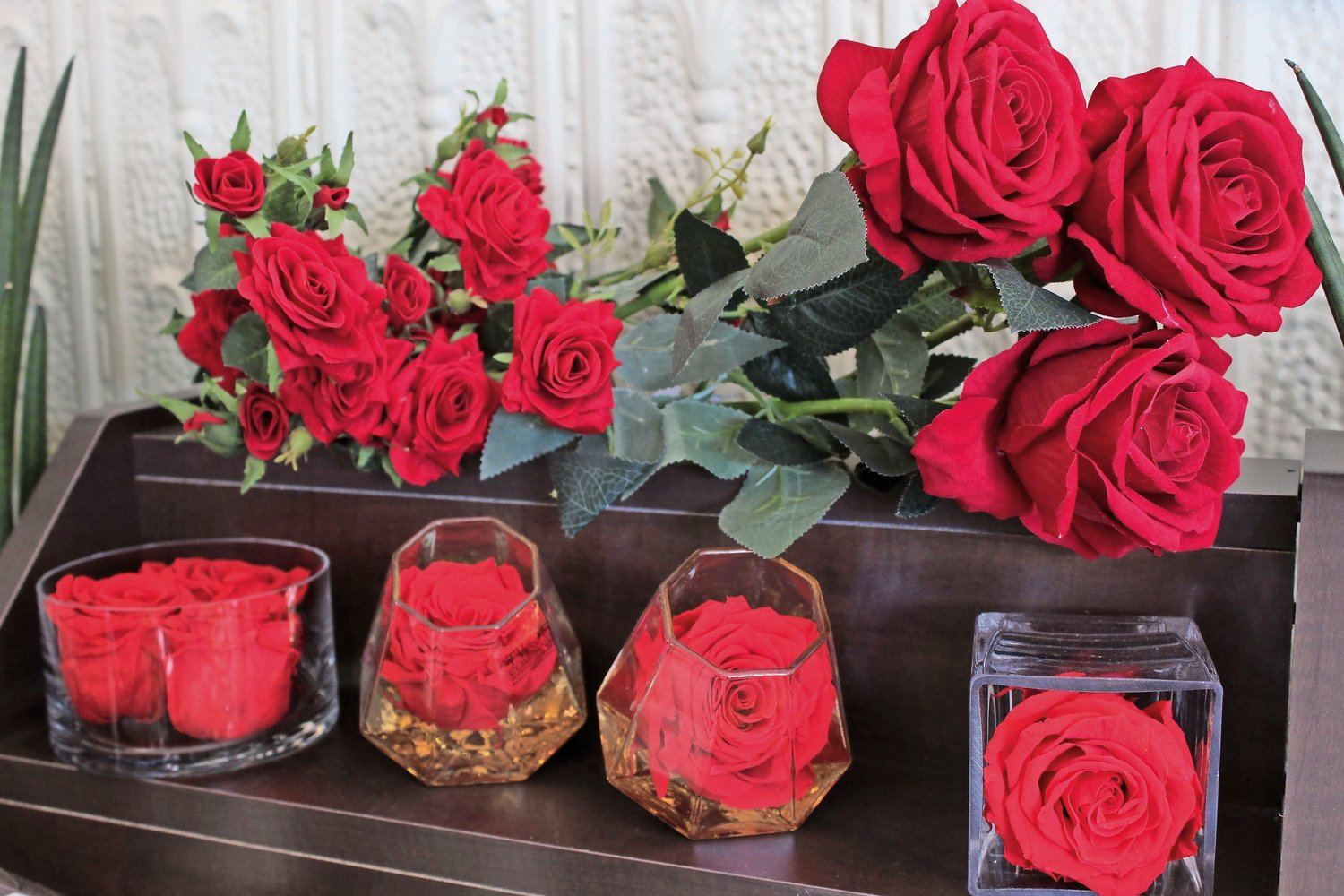 Beautiful Flowers Floristry has an array of forever roses available for purchase.