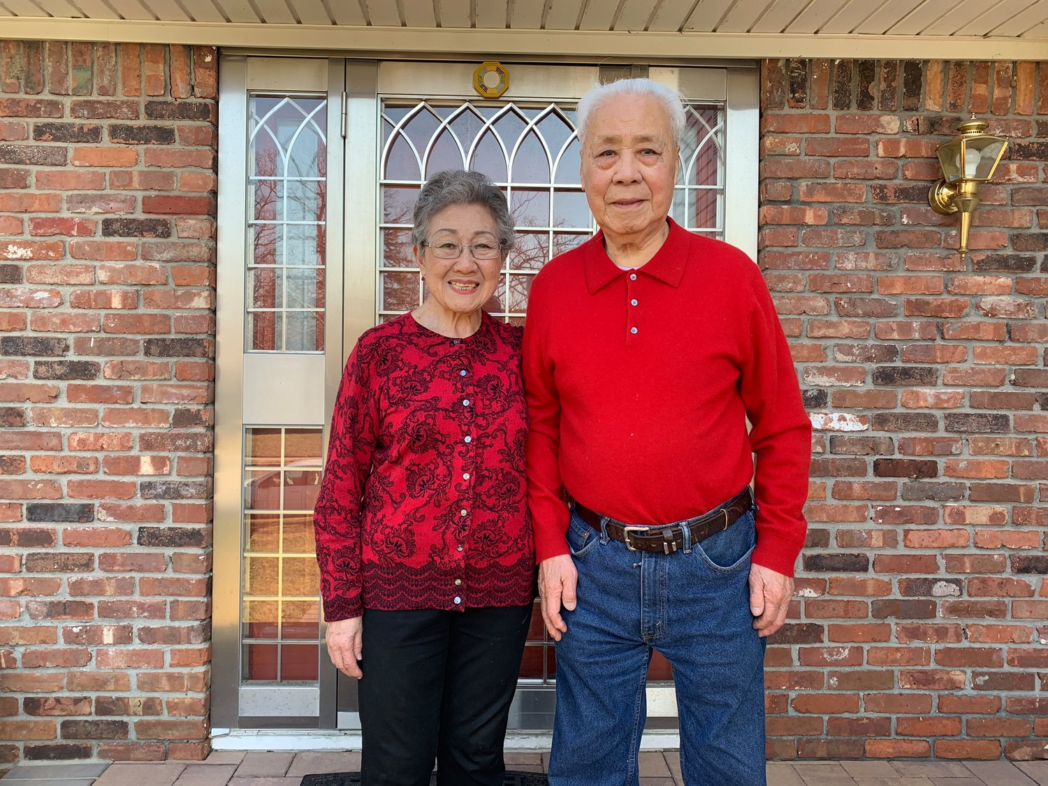 Ruth and Kam Yuen met in Taiwan after fleeing from communist China in the 1950s.