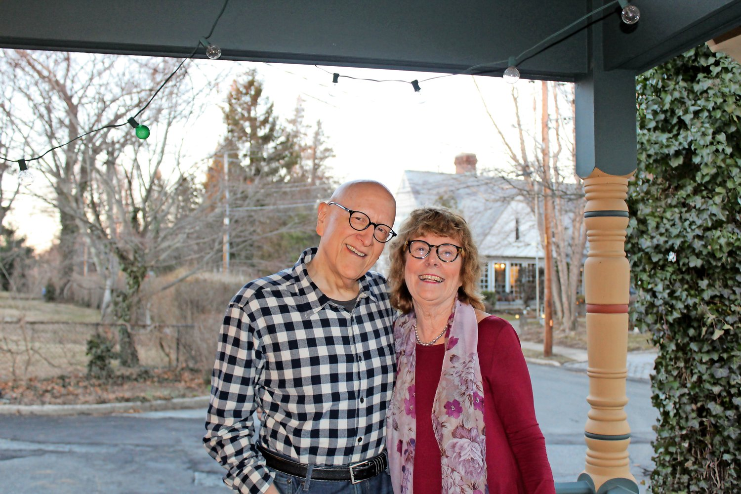 This May, longtime Sea Cliff residents Ann and Dan DiPietro will celebrate their 50th wedding anniversary.
