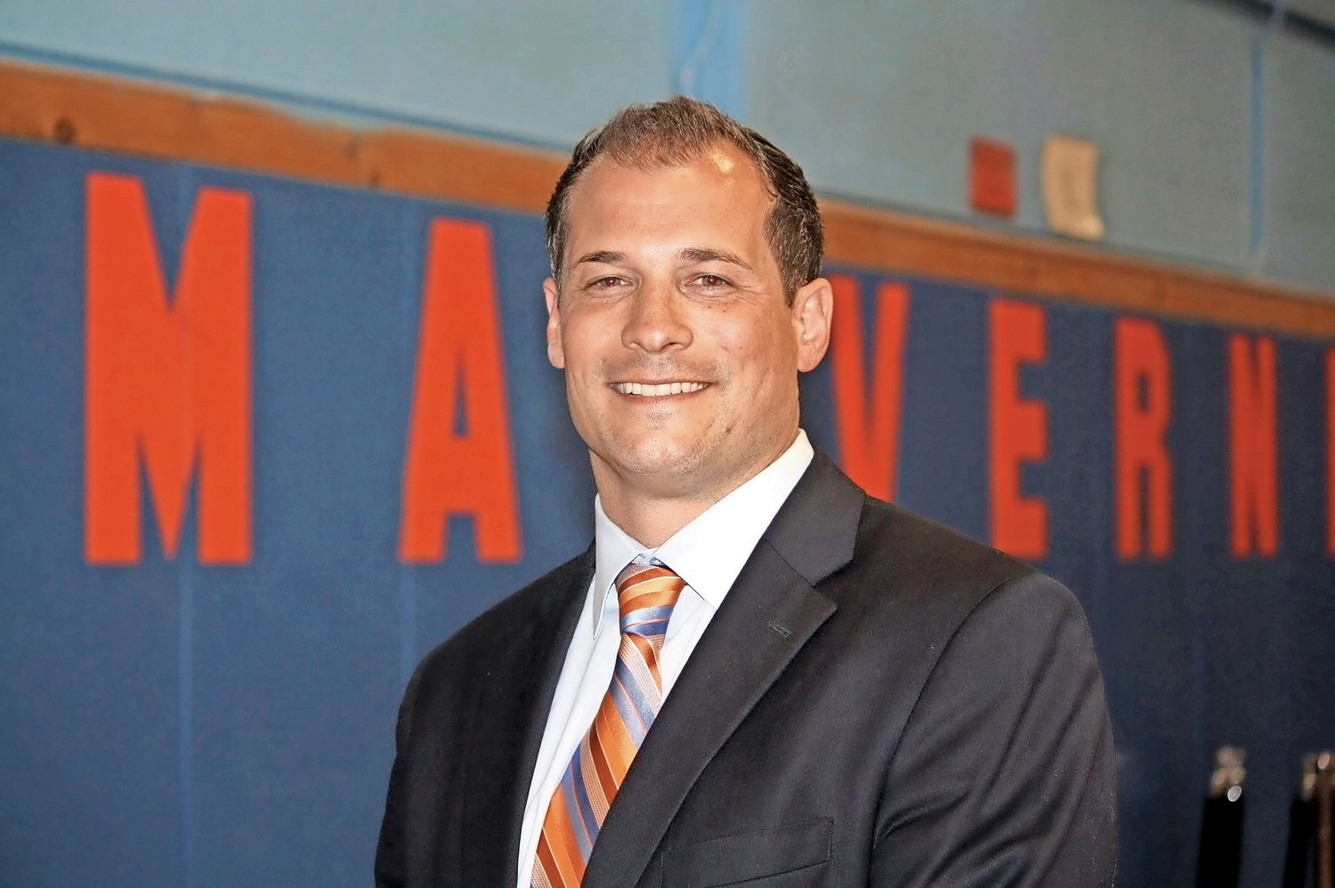 Malverne High School Principal Vincent Romano was recently selected as a Leader in Education by St. John's University.