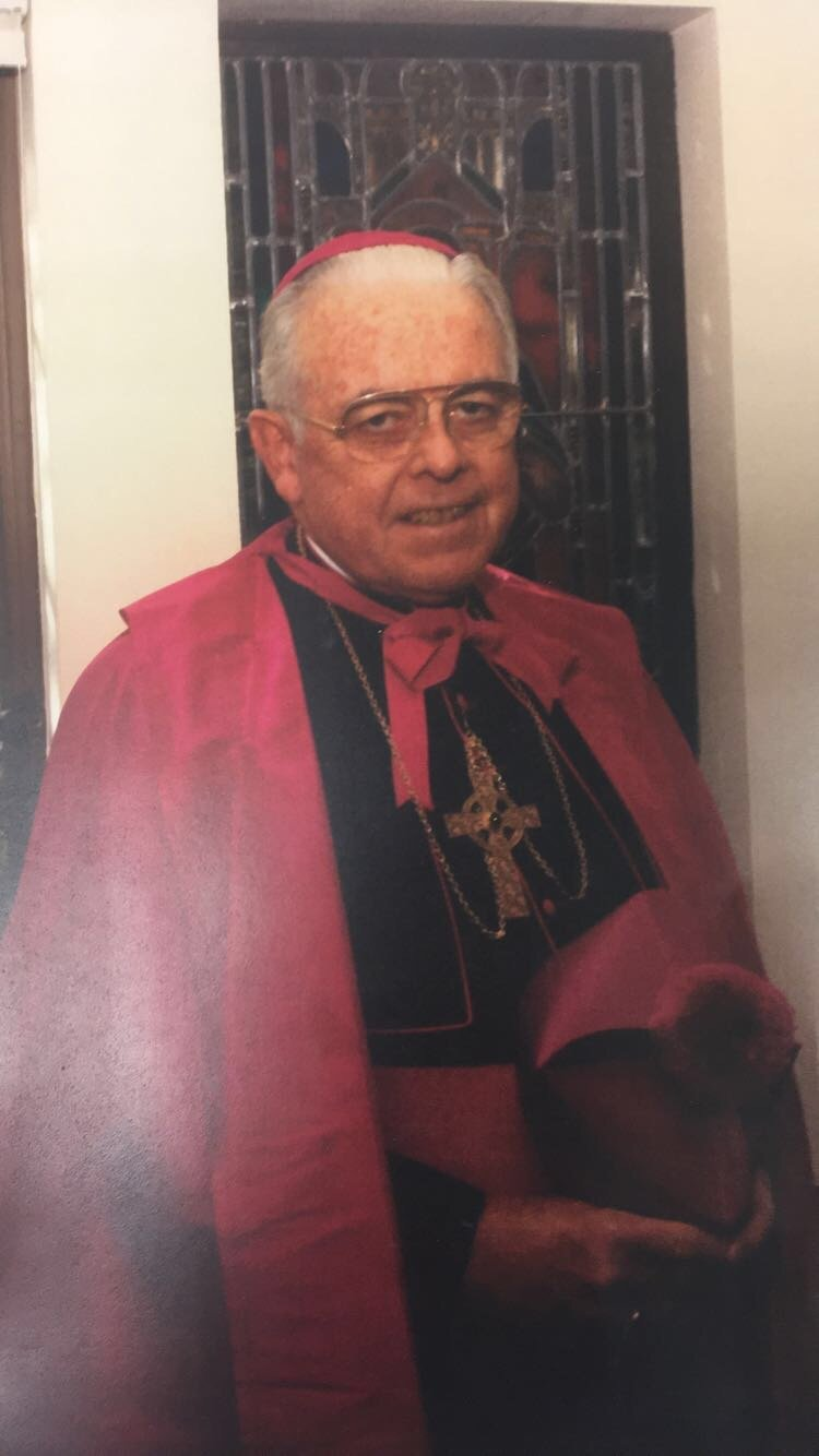 Bishop John R. McGann, who died in 2002, led the Diocese of Rockville Centre from 1976 to 1999.