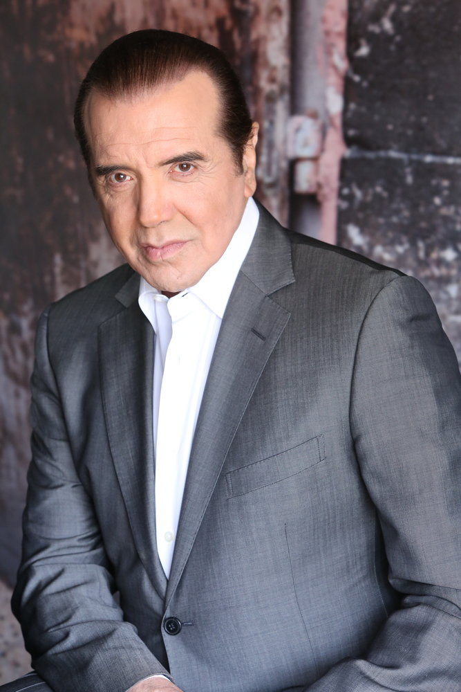"Chazz Palminteri visits the area with his autobiographical one-man show ""A Bronx Tale"" on Feb. 24."