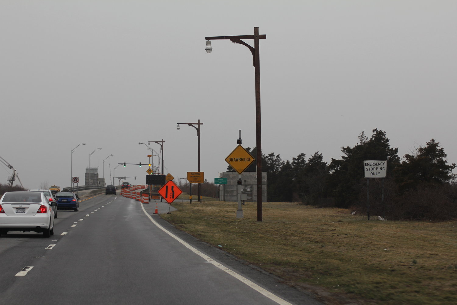 Loop Parkway will be closed this week because of construction.