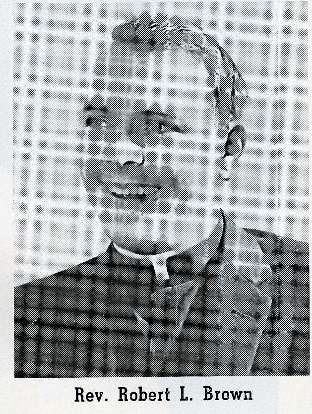 The Rev. Robert L. Brown