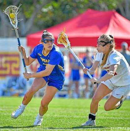 Junior midfielder Alyssa Parrella, left, a Miller Place product, led Hofstra in goals (57) and assists (23) last season and earned All-CAA honors.