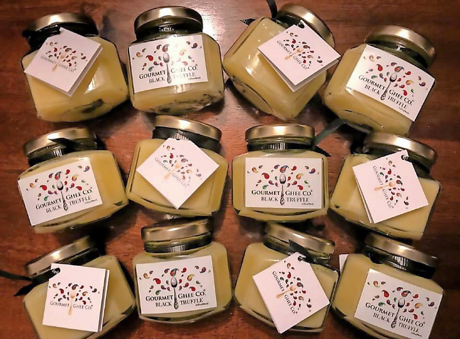 Everyone at the Oscars received a jar of black truffle ghee butter, made by Lynbrook resident Nazia Aibani.