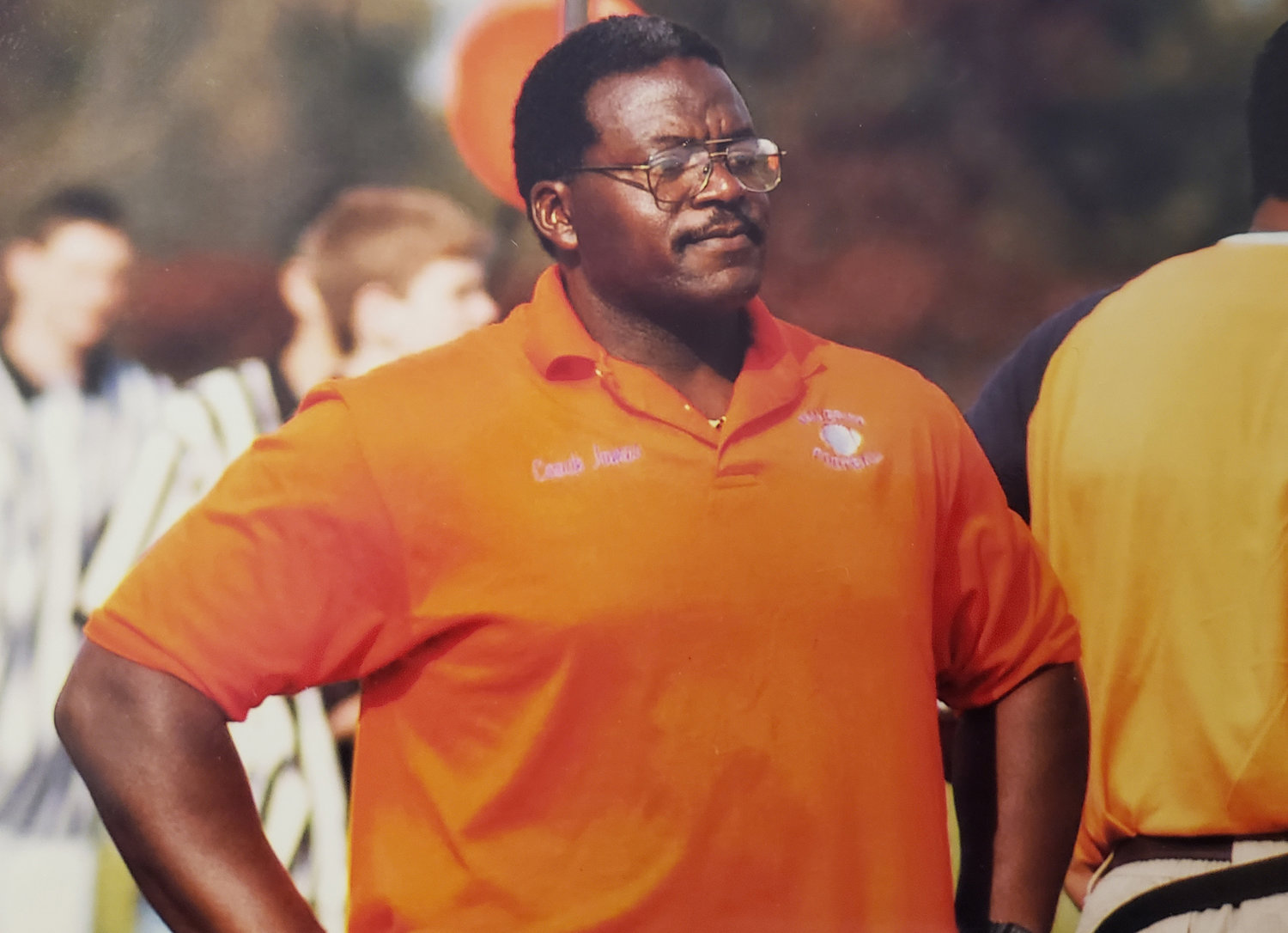Former Malverne High School varsity football coach Ron James died on Feb. 15 at the age of 65.