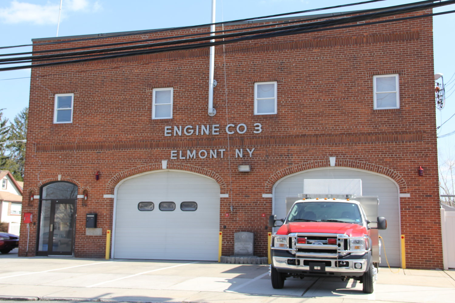 Members of the Elmont Fire Department confirmed deadly levels of carbon monoxide in and Elmont home.