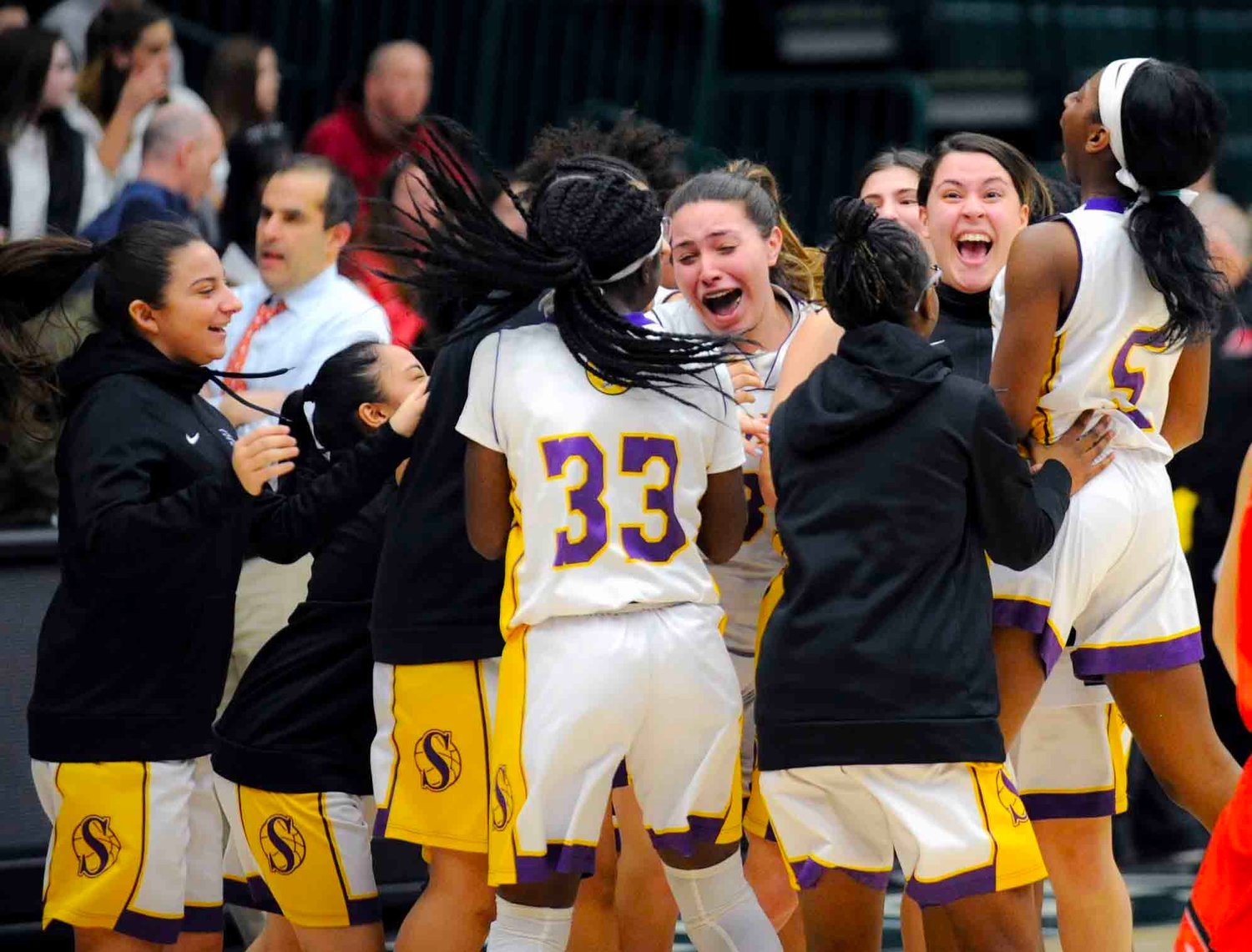 The Lady Indians won their first-ever Long Island title on Saturday.