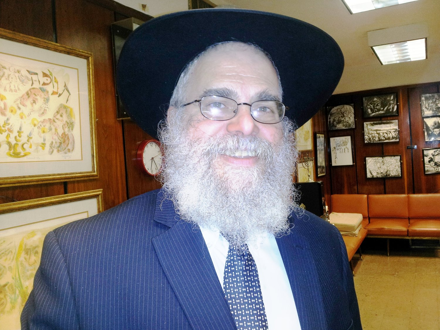 Elmont Jewish Center Rabbi Chaim Blachman