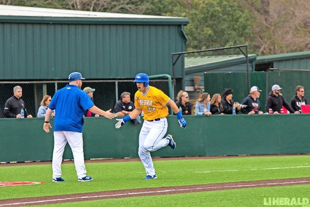 Valley Stream Central product Vito Friscia led Hofstra with a .353 batting average last year while belting seven homers and driving in 31 runs.
