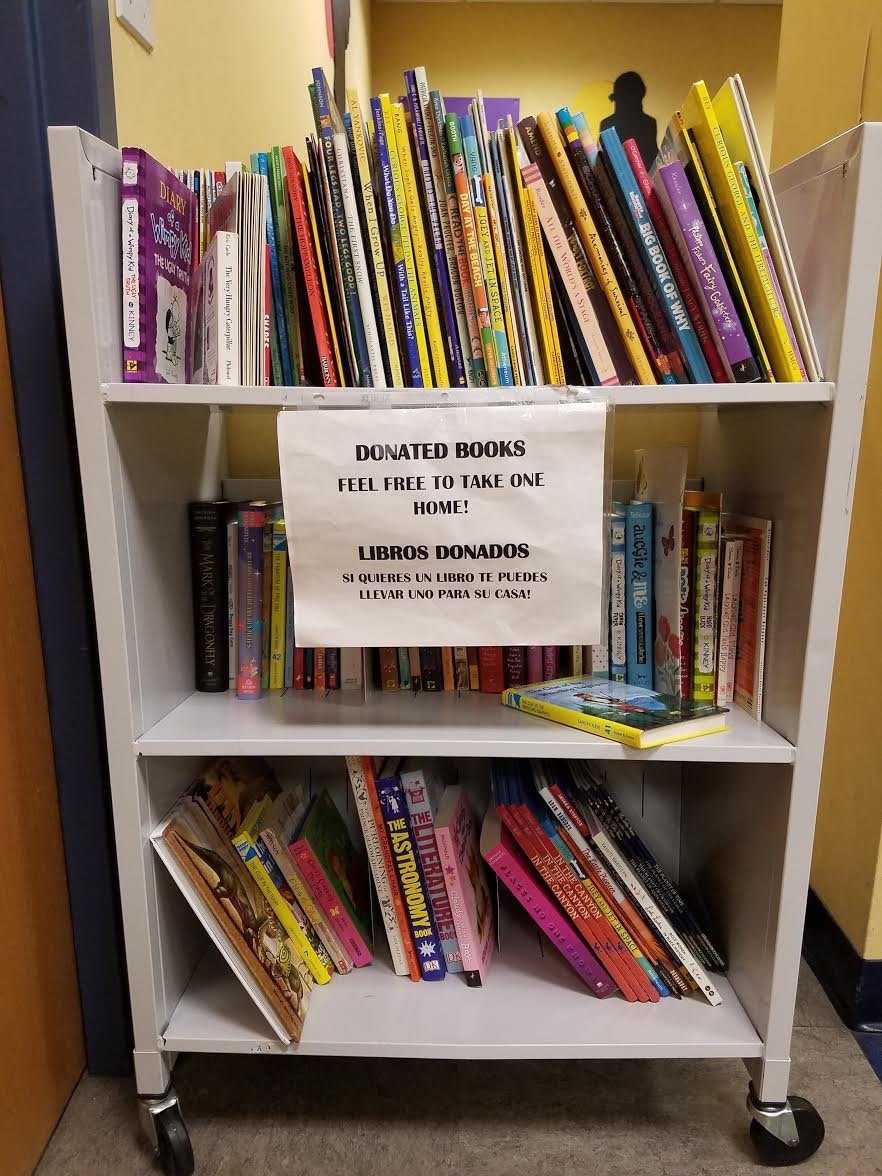 Offering children free access to books with Hindi's Libraries