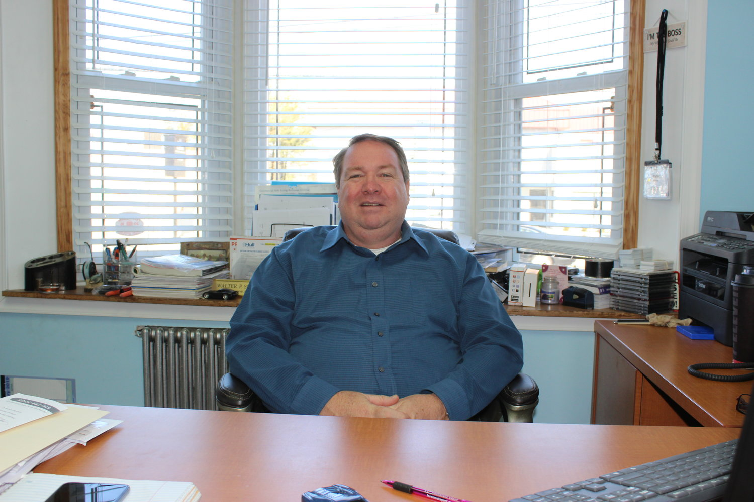Walter Skinner, a past president of the East Meadow Chamber of Commerce, is a member of the committee.