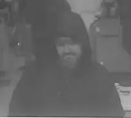 Police are looking for a man who robbed the People's United Bank in Stop & Shop in East Meadow on March 21 at 4.22 p.m.