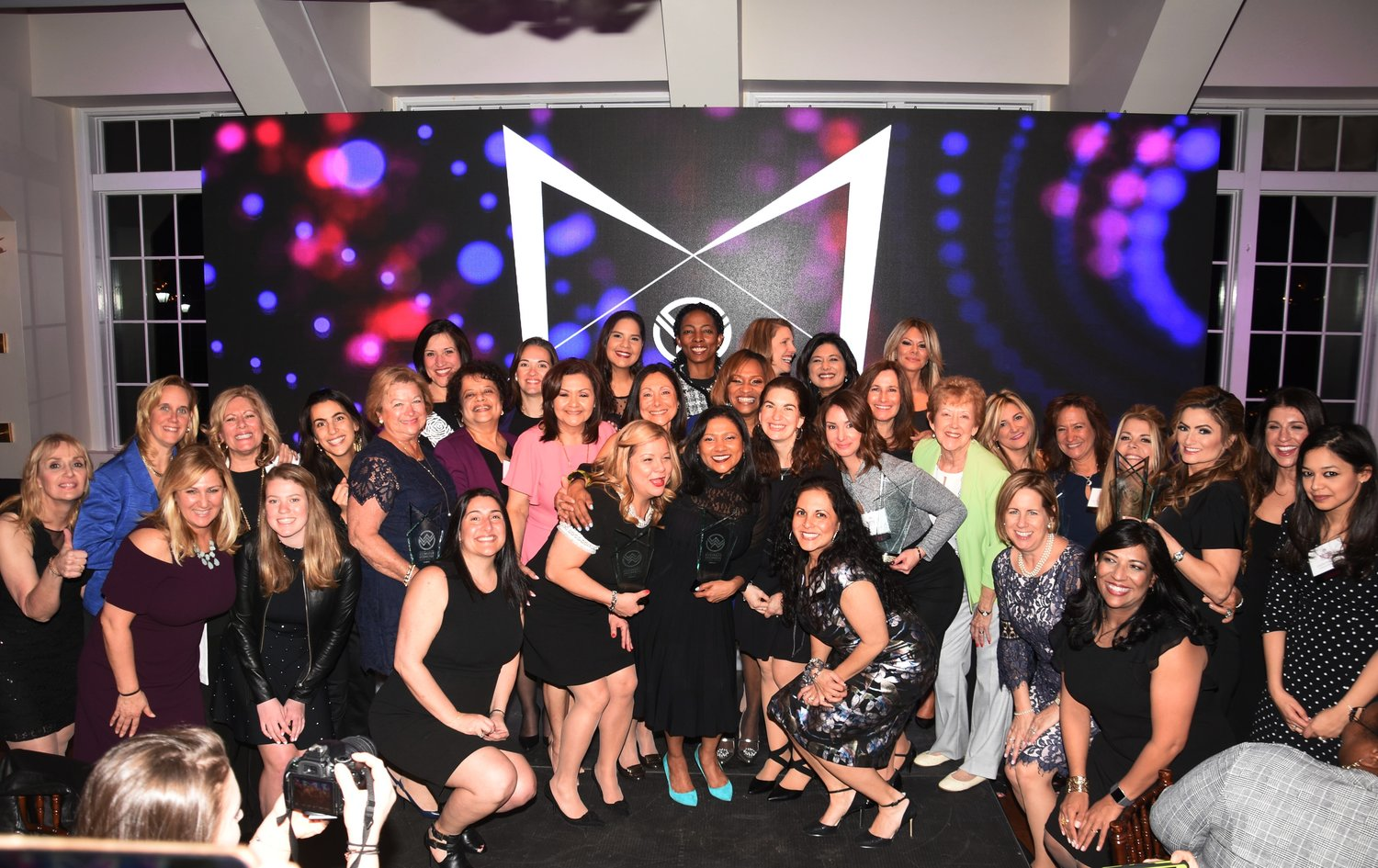 Forty-eight Long Island professionals were honored at the Premier Business Women of Long Island Awards Gala.