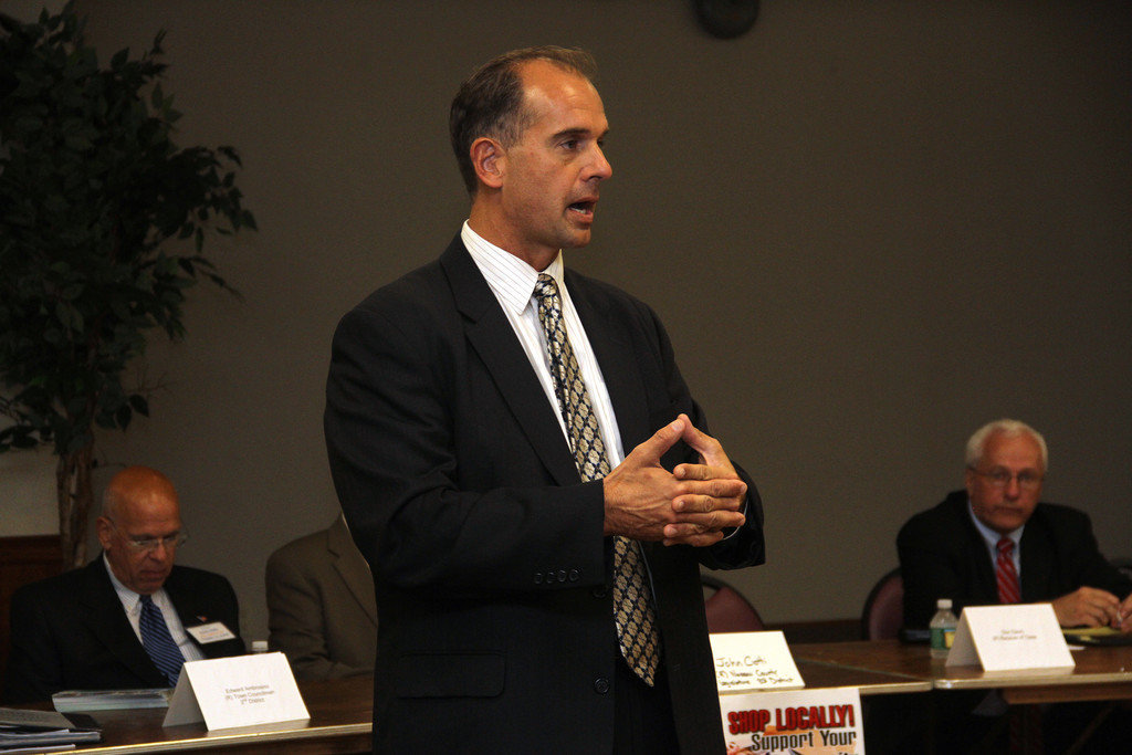 Town Councilman Edward Ambrosino pleaded guilty on Wednesday to federal tax evasion charges.