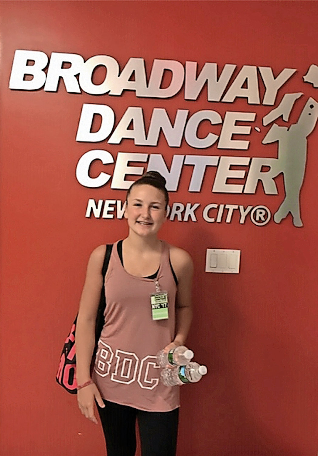 Jamison Novello, who died on March 22, attended dance training at Broadway Dance Center in Manhattan.