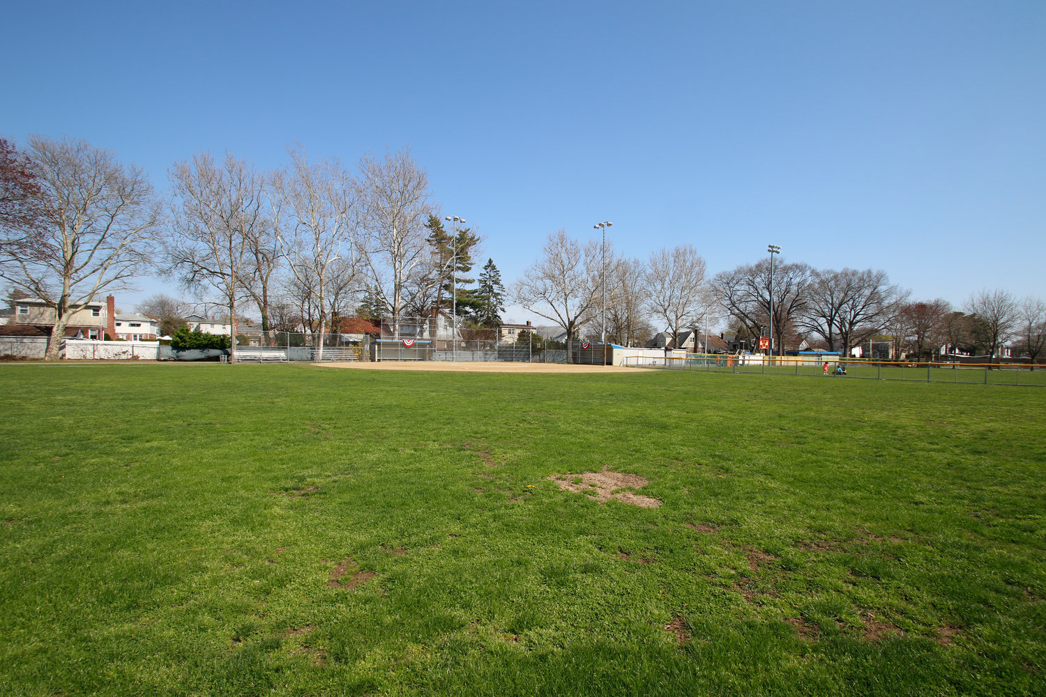 Franklin Square residents often say they are worried about the Rath Park field, which has long been in poor condition for Little League and football teams.