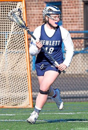Senior midfielder Margo Vershleiser provided the heroics for the Lady Bulldogs on March 28 with an overtime goal against MacArthur.