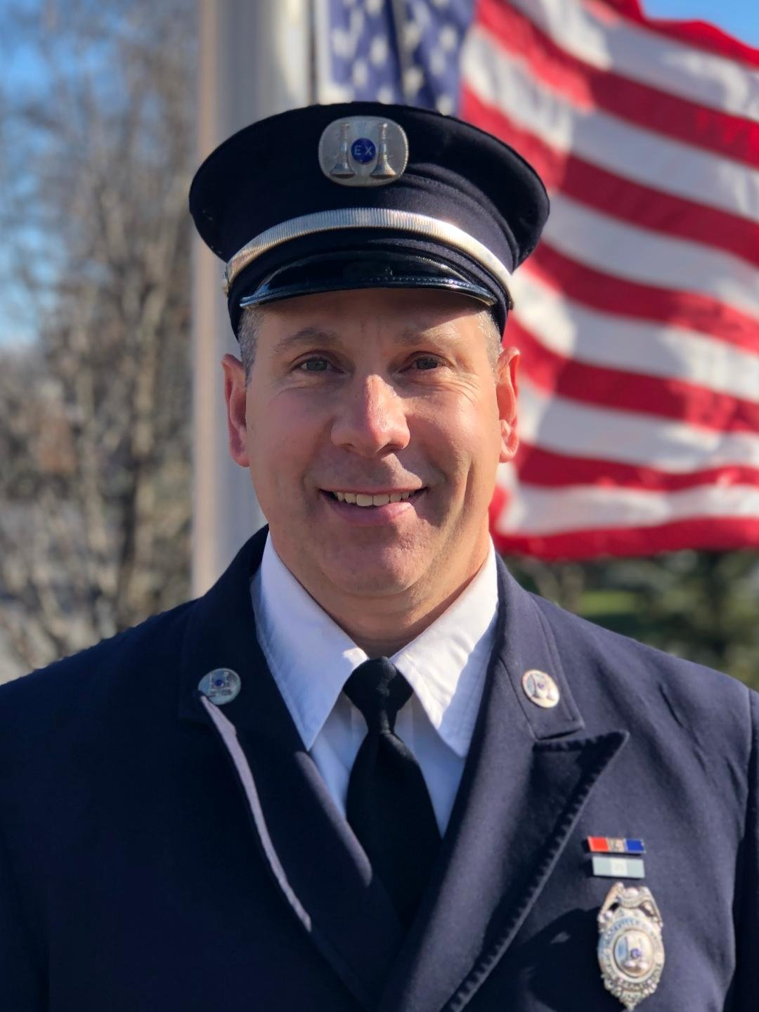 Scott Mohr was elected to serve as second assistant chief.