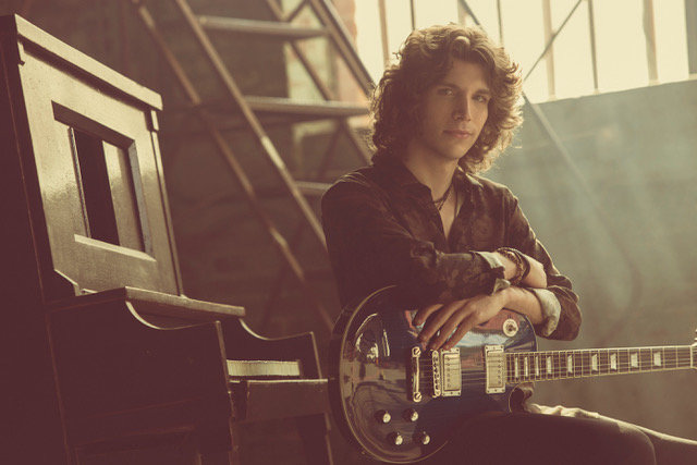Seaford native Jesse Kinch, 24, is making a name for himself as a musician.