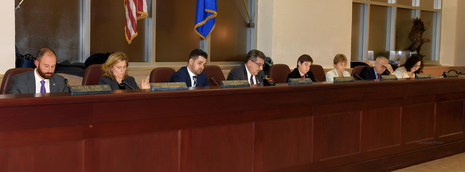 Council members unanimously approved a resolution to overhaul incandescent lighting fixtures citywide.