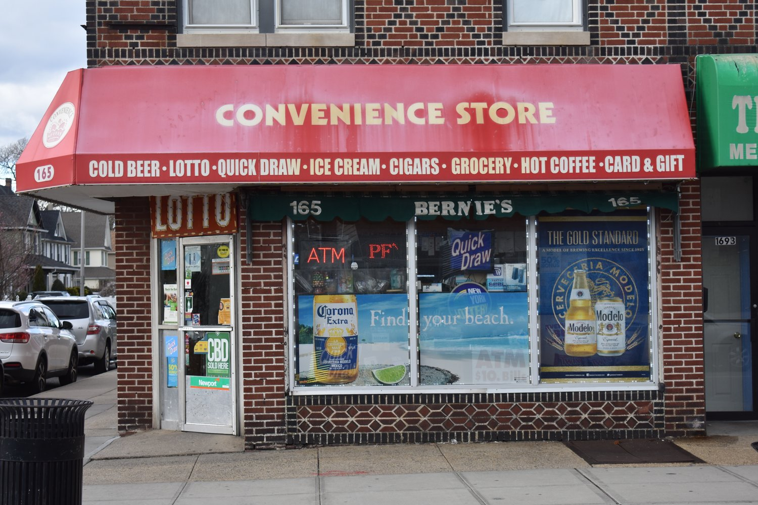 Rockville Centre police arrested an employee at the store on 165 Maple Ave. for selling vape products to underage customers.