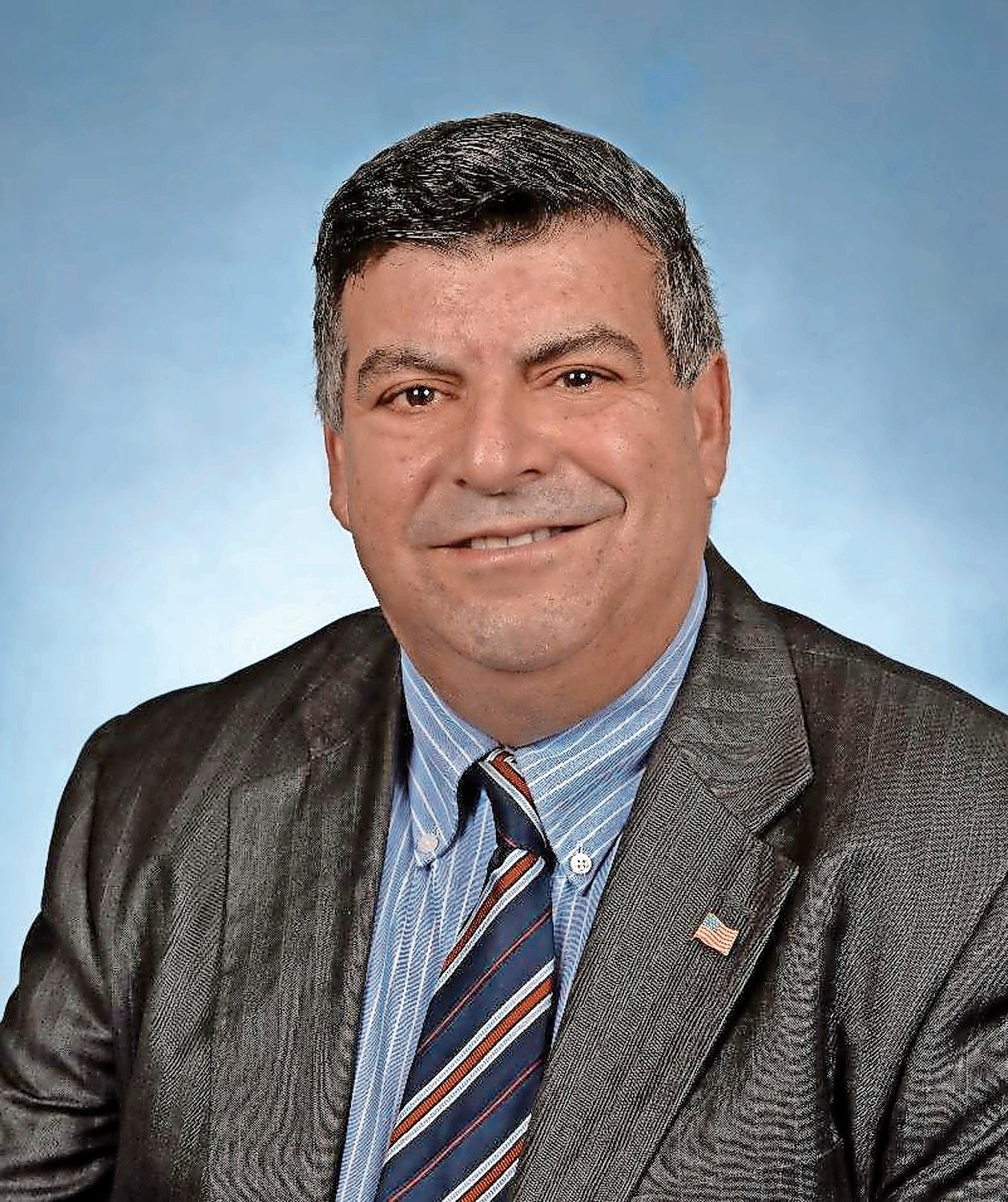 East Rockaway Mayor Bruno Romano