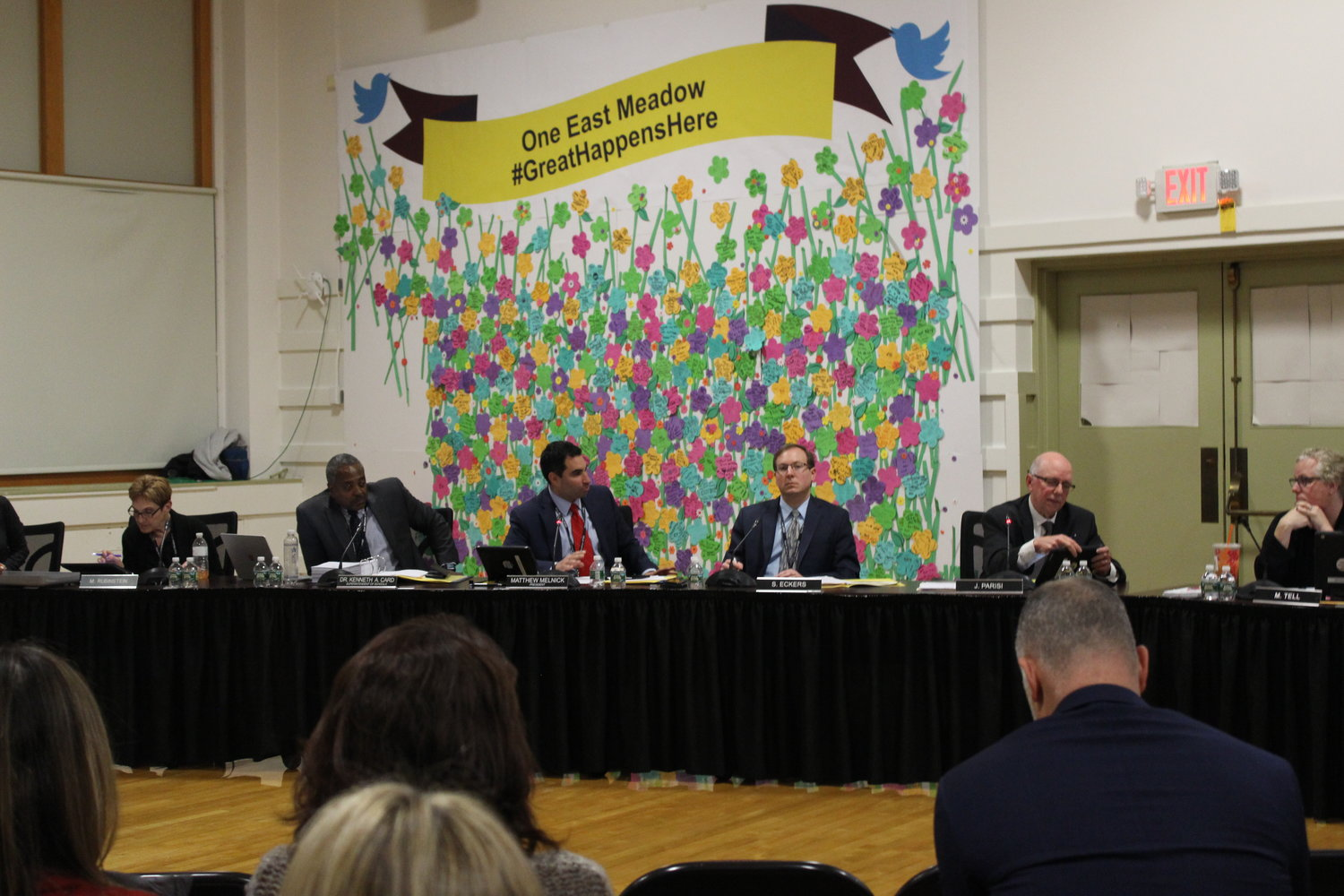 The East Meadow School District Board of Education recently outlined its 2019-20 budget proposal, which funds several infrastructure improvements, enhanced districtwide security measures and more mental health education.