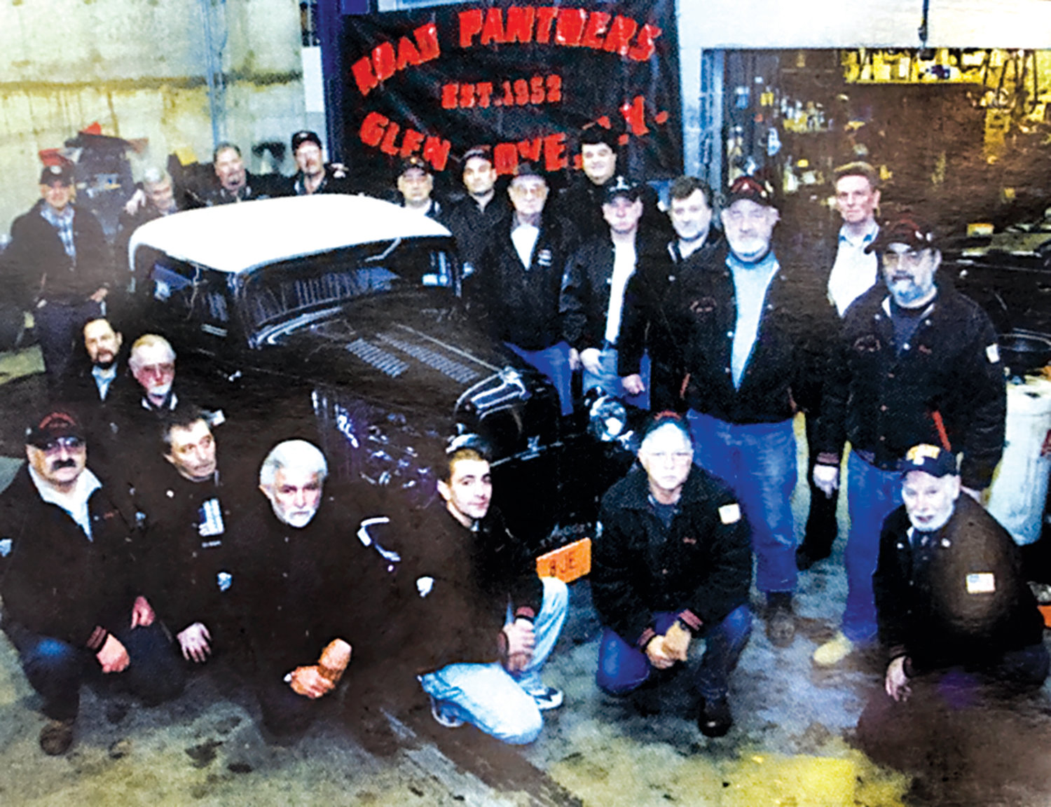 The Road Panthers hot rod club has had dozens of members in its 67 years in G.C.