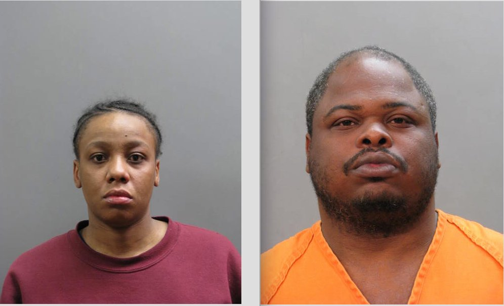 Zakiyyah Steward, left, was expected to be sentenced on May 9 for her role in the April 4 fatal car crash in Lawrence last year.  The hearing was postponed. Rahmel Watkins next court date is May 20.